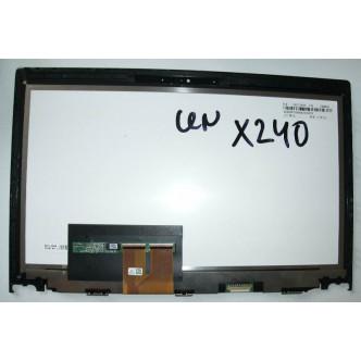 "Комплект 12.5"" Матрица WXGAP+ и дигитайзер за Lenovo ThinkPad X240 X250"