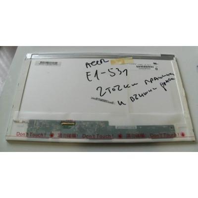 """Матрица 15.6"""" Chi Mei WXGAP+ за Acer Aspire E1-531 - СЪС ЗАБЕЛЕЖКА"""
