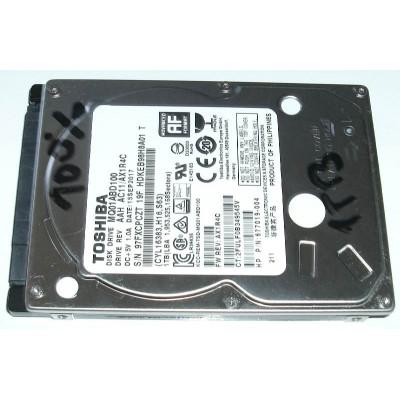 """Твърд диск Toshiba 2.5"""" 1TB 5400rpm 8MB SATA3"""