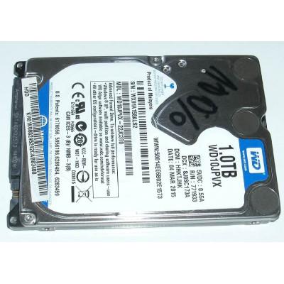 """Твърд диск Western Digital Blue 2.5"""" 1TB 5400rpm 8MB SATA3"""