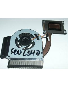 Пасивен охладител с вентилатор за Lenovo Thinkpad L540
