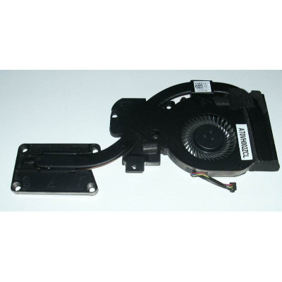 Пасивен охладител с вентилатор за за Dell Latitude E6440