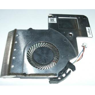 Пасивен охладител с вентилатор за Lenovo IdeaPad V110-15IAP