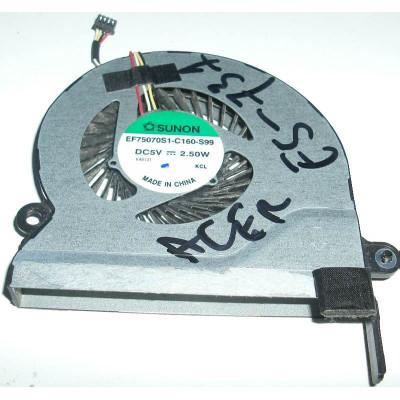 Вентилатор за Acer Aspire E5-731 E5-771