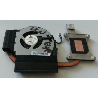 Пасивен охладител с вентилатор за Lenovo ThinkPad E540
