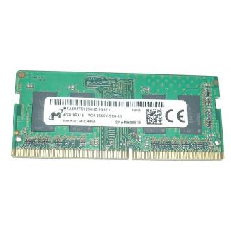 Micron 4GB PC4-2666v DDR4-2666Mhz SODIMM