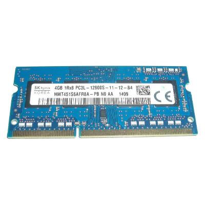 Hynix 4GB PC3L-12800s DDR3-1600Mhz SODIMM