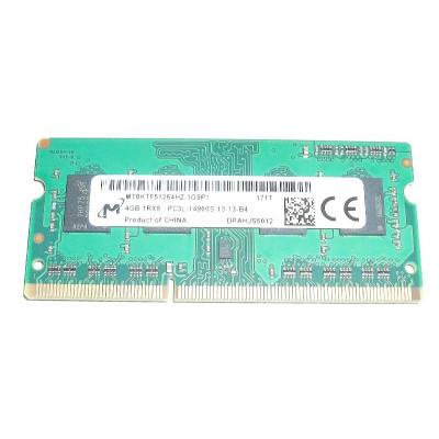 Micron 4GB PC3L-14900s DDR3-1866Mhz SODIMM