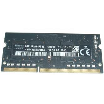 Hynix 2GB PC3L-12800s DDR3-1600Mhz SODIMM