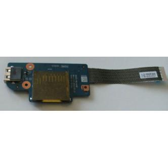 Платка с четец за карти и USB порт за Lenovo ThinkPad E540