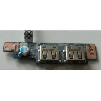Платка с 2 USB порта за Lenovo IdeaPad 310-15ikb