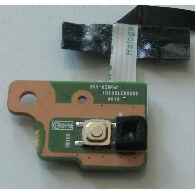 Платка с бутон за пускане за Fujitsu Lifebook A514