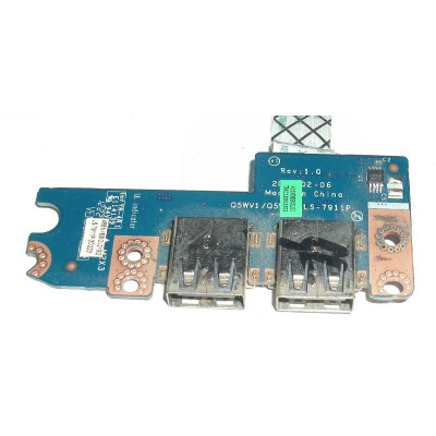 Платка с 2 USB порта за Acer Aspire E1-531 E1-571