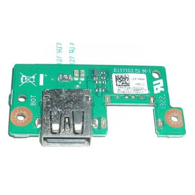 Платка с USB порт за Asus X550V