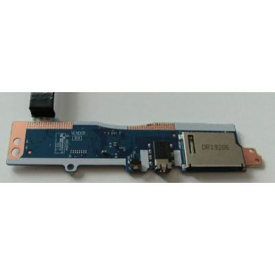 Платка с аудио жак за Lenovo IdeaPad S145-15IWL