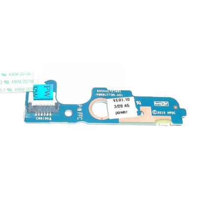 Платка с бутон за пускане за HP EliteBook 850 G3