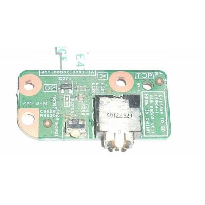 Платка с аудио жак за Lenovo IdeaPad V110-15IAP