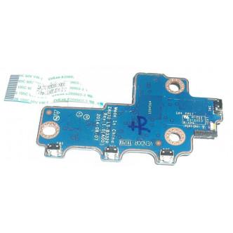 Платка с бутони за Dell Latitude 13 7350