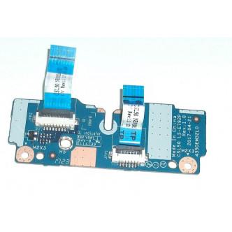 Платка с бутони за тъчпад за HP 15-BS 15-BW 250 G6 255 G6