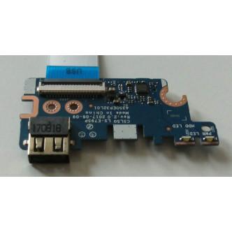 Платка с USB порт за HP 250 G6 255 G6 HP 15-BS 15-BW