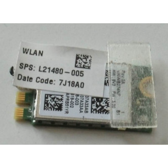 Wifi адаптер Realtek rtl8723be Bluetooth 5.0 M.2 NGFF за HP 15-DA 15-DB 15-DR 250 G7 255 G7