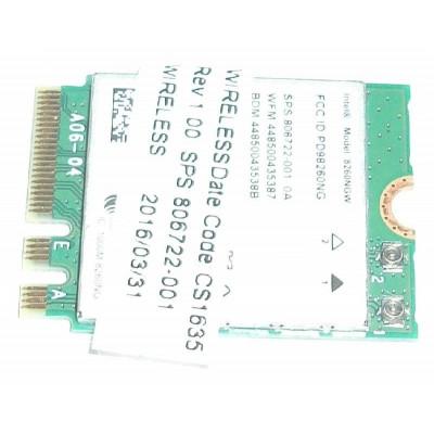 Wifi адаптер Intel Dual Band Wireless-AC 8260ngw 802.11ac от HP EliteBook 850 G3