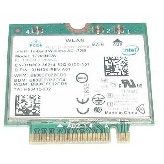 Wifi адаптер Intel® Tri-Band Wireless-AC 17265 от Dell Latitude 13 7350