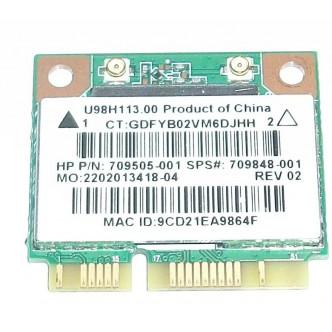 Wifi адаптер Realtek RTL8188EE Half Mini PCI Card за HP Pavilion 15-n TouchSmart