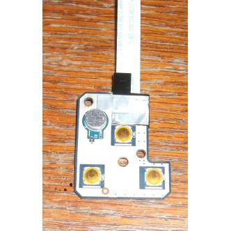 Платка с мултимедийни бутони за Lenovo IdeaPad Y430