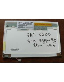 """Матрица 12.1"""" Samsung за Toshiba Satellite U200 HP Compaq NC2400 NX4300 2510P Pavilion DV2- СЪС ЗАБЕЛЕЖКА"""