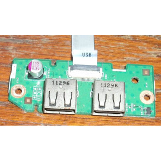 Платка с 2 USB порта за Dell Inspiron M5040