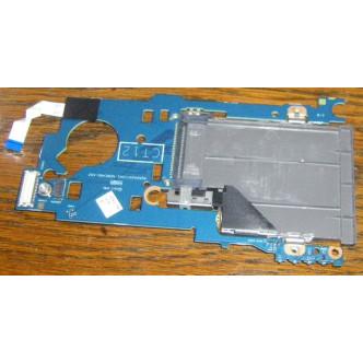 Платка с PCMCIA слот и led индикации за HP ProBook 6470b