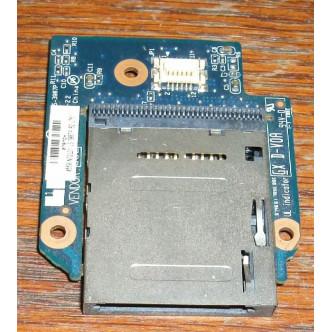 Платка с SD четец за HP Presario A900