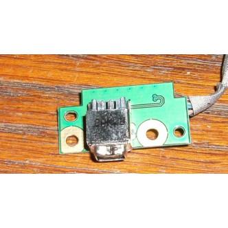 Платка с firewire порт за Dell Latitude E6400