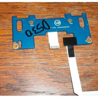 Платка с бутони за тъчпад за Dell Latitude D520 D530