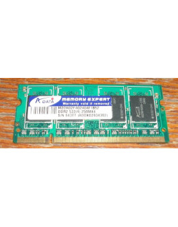 Adata 256MB PC2-5300S DDR2 SODIMM