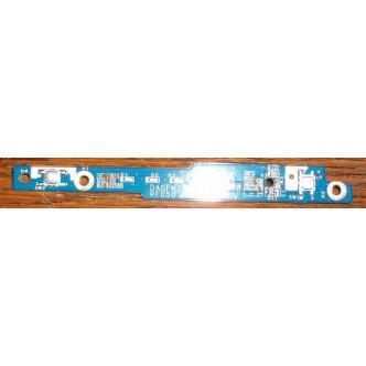 Платка с бутон за пускане и led индикации за Dell Inspiron 6400 E1505