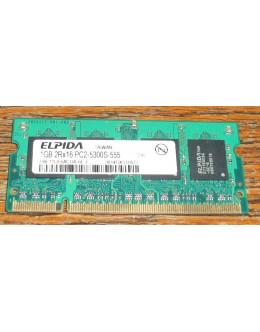 Elpida 1GB PC2-5300s 667mhz DDR2 SODIMM