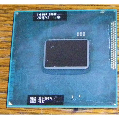Intel Core i3-2310M 2.1Ghz 3Mb Cache Socket G2