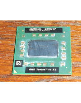 AMD Turion 64 Dual Core X2 Mobile TL-50 1.6Ghz Socket S1