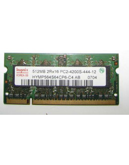 Buffalo 512MB DDR2 PC2-4200S-444 CL4 533Mhz