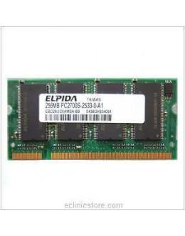 ELPIDA 256MB PC2700S-2533-0-A1 DDR RAM EBD26UC6AKS