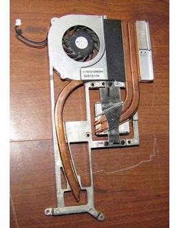 Пасивен охладител с вентилатор за Sony Vaio VGN-A